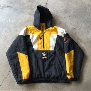 Authentic 90s Pittsburgh Penguins Starter Jacket